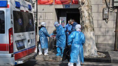 Undercover: Einäscherungen in Hubei