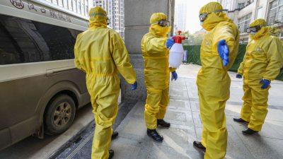 """Wuhan-Seuche: Was aus Bestattungsunternehmen """"durchsickerte"""" – Gibt es mehr Leichen als offiziell """"erlaubt""""?"""