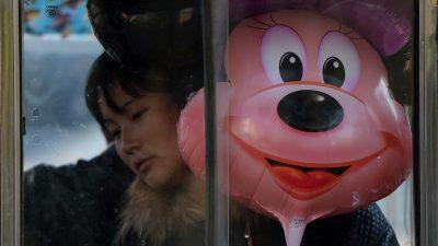 Disneyland Shanghai bleibt im Kampf gegen Virus geschlossen
