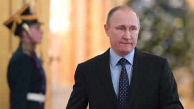 Putin präsentiert Szenario für Verbleib an der Macht nach 2024