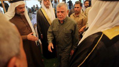 Hadi al-Amiri: Soleimani-Vertrauter war Drahtzieher hinter Angriff auf US-Botschaft und Obama-Gast im Weißen Haus