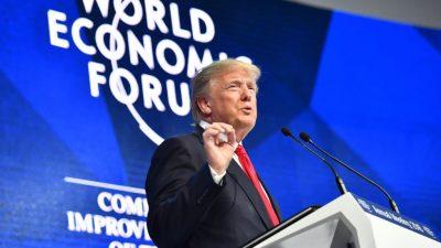 Trump: Menschenrechte und Hongkong sind Thema bei Handelsgesprächen mit China