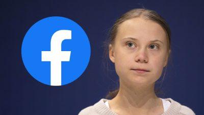 Facebook-Bug enthüllt: Vater und indischer Aktivist betreiben Seite von Greta Thunberg