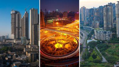 Massenflucht aus Wuhan: Rapide Verbreitung des Coronavirus in Chinas Mega-Citys Chongqing und Changsha