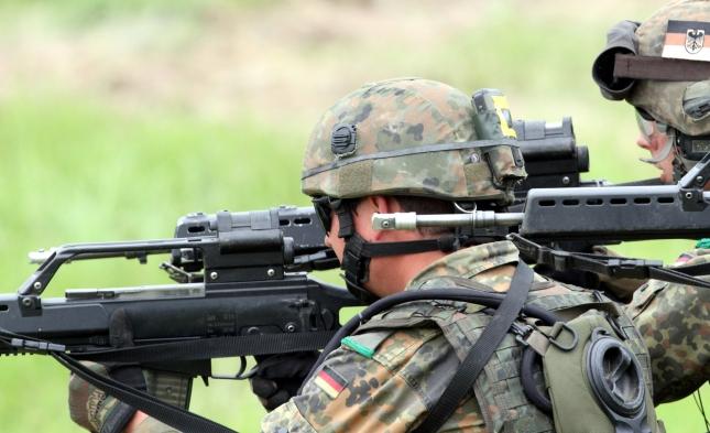 Zahl der Bundeswehr-Rekruten 2020 um 18 Prozent gesunken