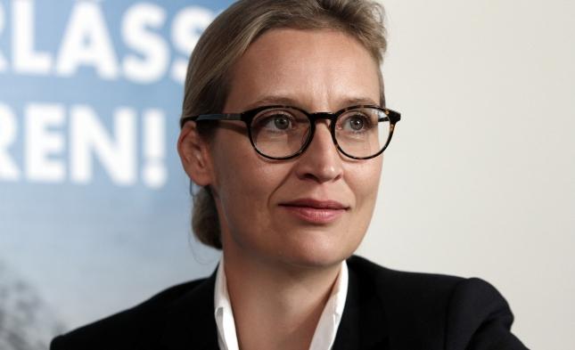 """Weidel: AfD soll Corona-Positionen """"selbstkritisch"""" analysieren"""