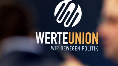 WerteUnion: Neue Corona-Politik gefährdet massiv wirtschaftliche und gesellschaftliche Stabilität