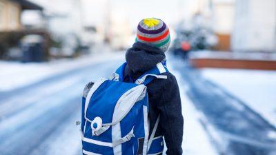 13-Jähriger läuft wegen Busstreiks mitten in der Nacht zehn Kilometer zur Schule