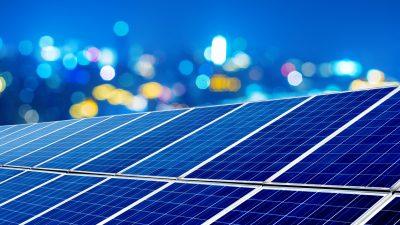 Anti-Solarzellen können nachts Strom liefern