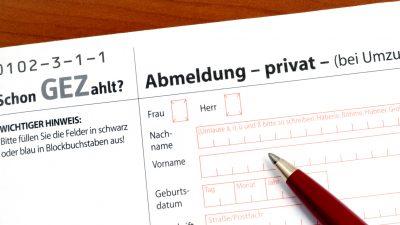"""CDU-Politiker Von Abercron: ARD und ZDF verkommen zu """"Indoktrinationsplattformen"""""""