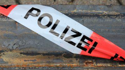 Weltkriegsmunition in Baum beschäftigt Thüringer Polizei