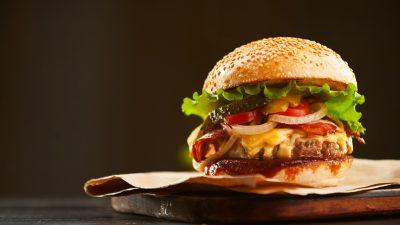 Eklat in Österreich: Burger essender Vizekanzler sorgt für Diskussionsstoff