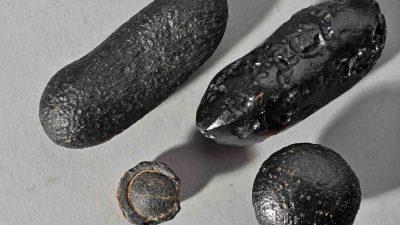 Vor 800.000 Jahren: Meteorit schleuderte Glas über die Erde