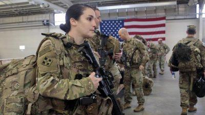 Maas kritisiert Truppenabzugspläne der US-Regierung in Afghanistan