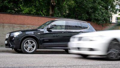 """Scheuer: """"Die Grünen wollen den SUV wegnehmen und verbieten"""""""