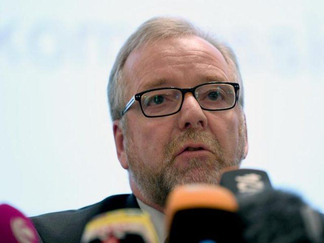 Polizeichef Deutschland