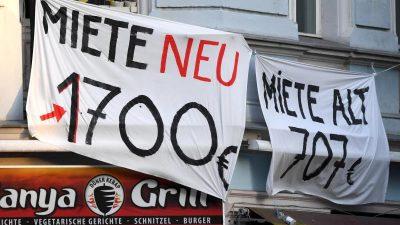 Mietwucherparagraph: Mieterbund fordert Seehofer zu schnellem Handeln bei Reform auf