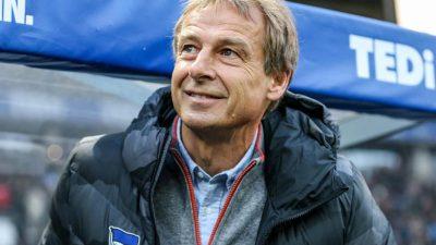Klinsmann dankbar für Bayern-Erfahrung – «Hat nicht gepasst»