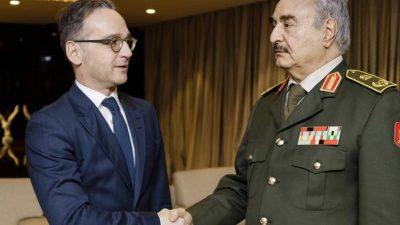 Maas regt Folgetreffen zu Berliner Libyen-Konferenz parallel zu Sicherheitskonferenz in München an
