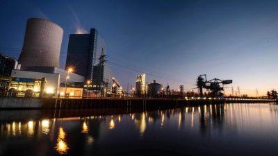"""""""Datteln 4"""" ist hocheffizientes Volllastkraftwerk – Mehr CO2 aber auch mehr Strom"""