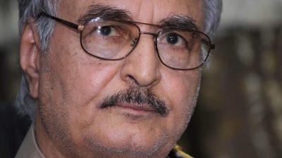 Russische Sicherheitsfirma kämpft in Libyen gegen Regierung