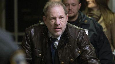 Jury für Weinstein-Prozess ist komplett