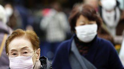 """Gesundheitsministerium schätzt Gefahr durch Coronavirus als """"sehr gering"""" ein"""