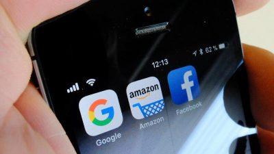 """EU-Parlament für strenge Regulierung von Digitalkonzernen: Google, Apple oder Amazon sind """"Torwächter"""" des Internets"""