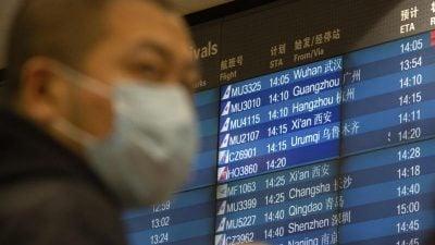 Coronavirus Deutschland: Chinesischer Reiseleiter fordert Einreiseverbot aus China