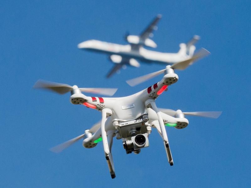 Neue Regeln für Nutzung von Drohnen geplant