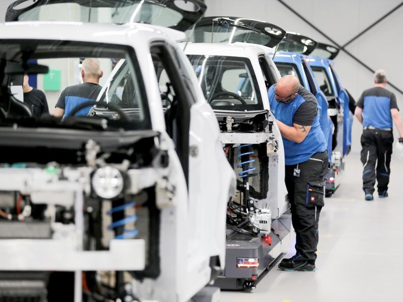 Kaufprämie für Elektroautos bis zu 9.000 Euro tritt rückwirkend in Kraft