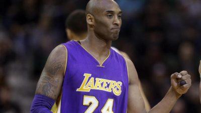 Weltweite Trauer um tödlich verunglückte US-Basketball-Legende Kobe Bryant