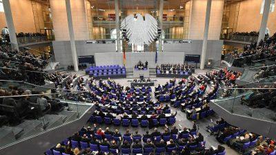 Bundestag: Spahn stellt sich den Fragen der Abgeordneten