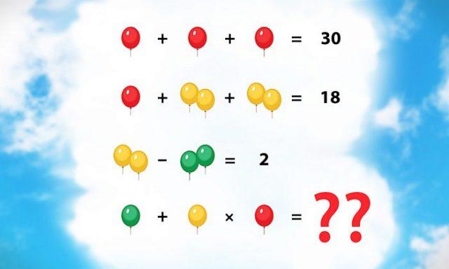 Wer auf die Details achtet, dem steigen die Ballons nicht über Kopf.