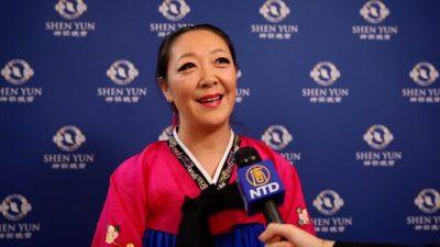 """Dirigentin: """"Shen Yun hat die Perfektion erreicht"""""""