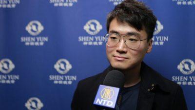 Ex-Konsulatsmitarbeiter in China gefoltert, erlebt bei Shen Yun in London wahre chinesische Kultur