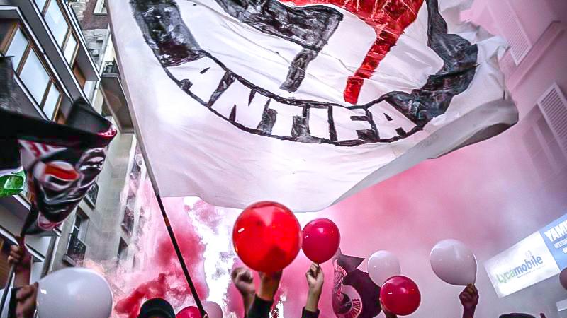 """Antifa als """"Mitte""""? Weißwaschen der Linkspartei dient dem Mainstreaming des Linksextremismus"""
