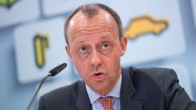 Kritik an von der Leyen: Merz verteidigt Karlsruher EZB-Urteil