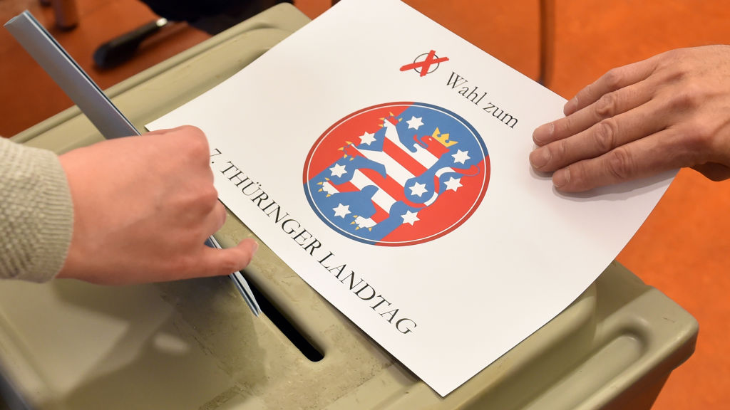 Neuwahlen in Thüringen am 25. April 2021 – Christian Hirte soll CDU anführen