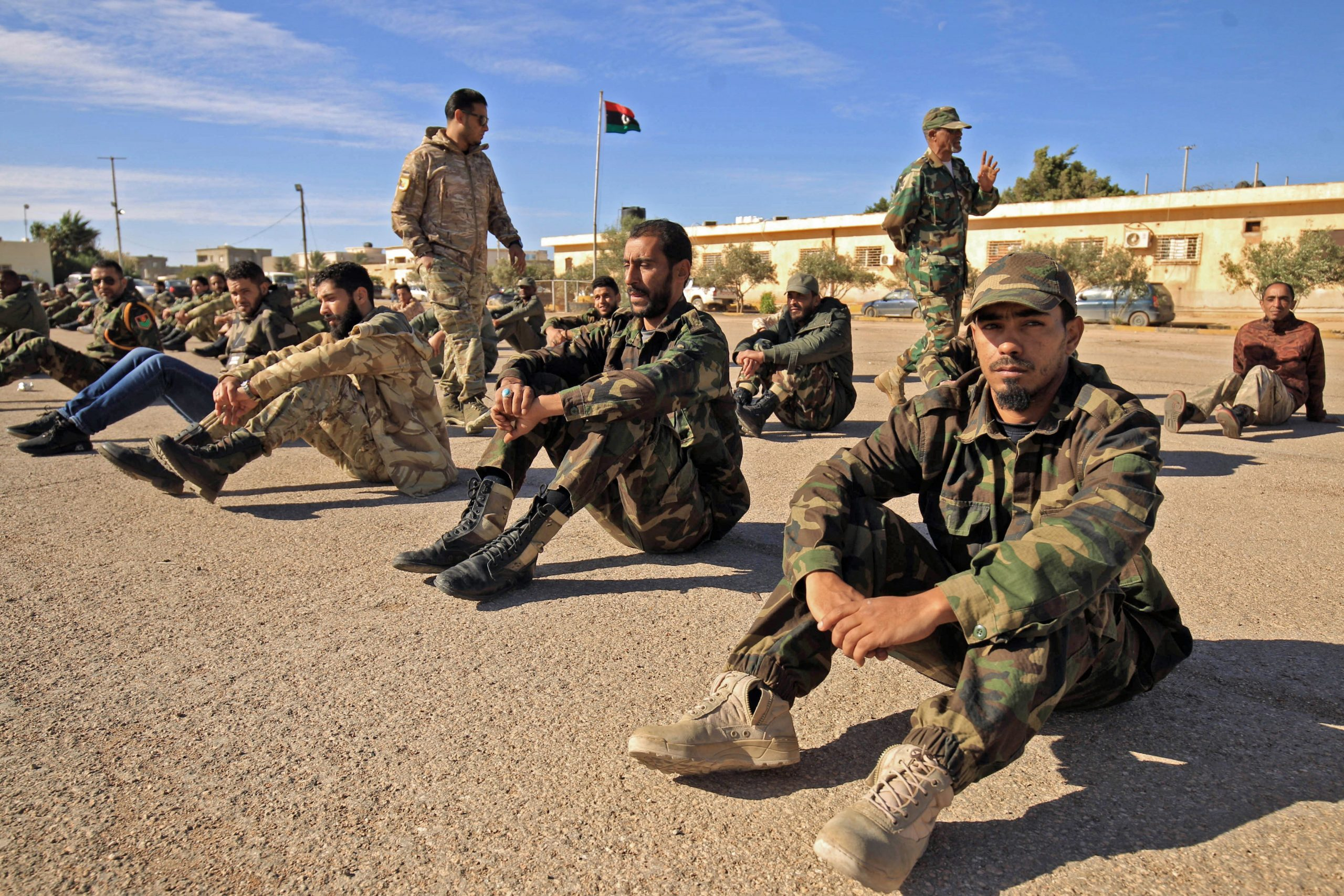 Libyens Außenministerin: Abzug ausländischer Kämpfer hat begonnen