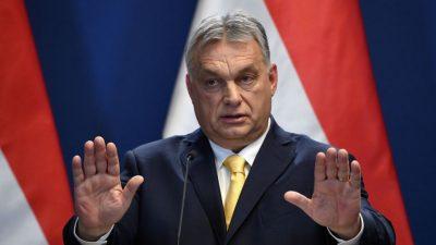 """Orbán: """"Soros-Netzwerk"""" hinter der illegalen Migration auf dem Balkan"""