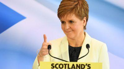 """EU-Ratspräsident Tusk empfindet """"Empathie"""" bezüglich des Wunsches nach einem unabhängigen Schottland"""
