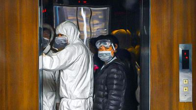 """""""Kriegszeitmanagement"""" – Coronavirus: KP Chinas verhängt drakonische Maßnahmen wie im Krieg"""