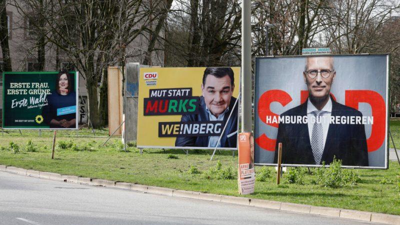 Hamburg wählt am 23. Februar ein neues Parlament.