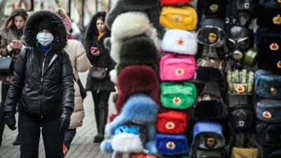 Russische Föderation: Gelassenheit gegenüber dem Coronavirus – trotz der Nähe zu China