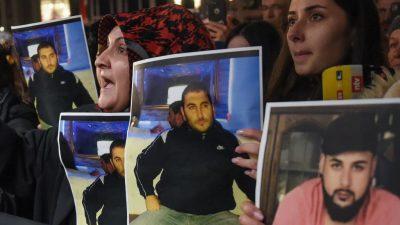 Die Opfer von Hanau: Eine der Getöteten erwartete gerade ihr drittes Kind