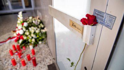 Hanau: Ermittler nehmen nach Massaker Vater von Tobias R. ins Visier