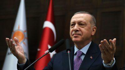 Erdogan vermeldet Tod von kurdischem Militärchef im Irak
