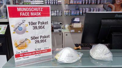 Coronavirus-Newsticker 29.02.: 29 Tote in Italien – Hamsterkäufe in deutschen Supermärkten nehmen zu