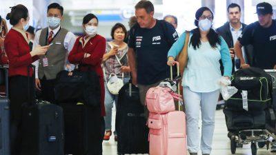 Erste Coronavirus-Tote in den USA: Neue Reisebeschränkungen